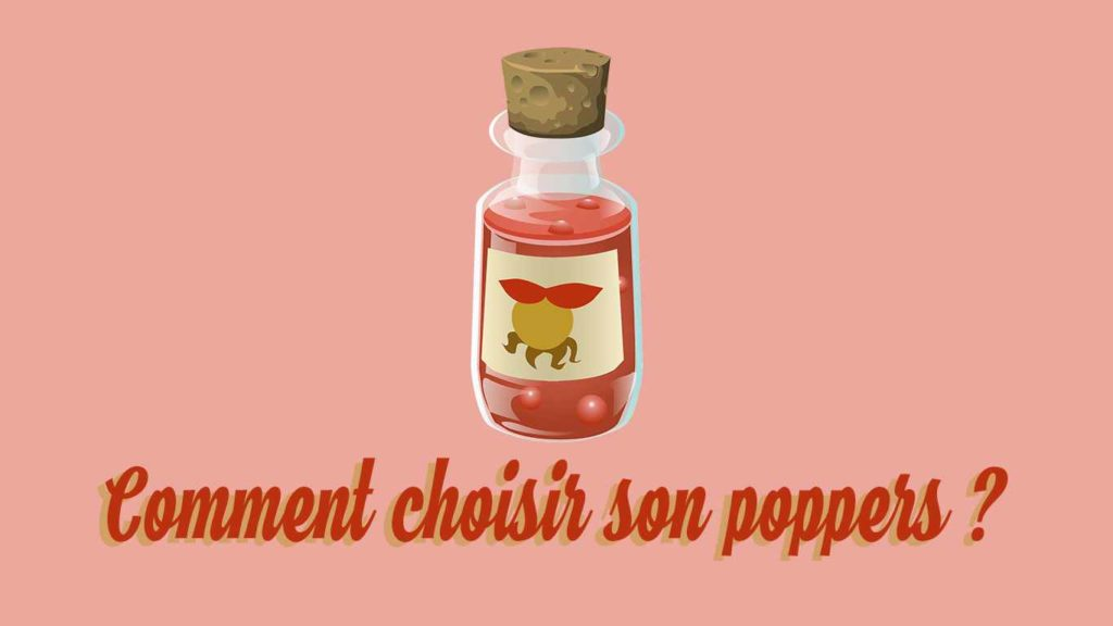 comment choisir son poppers